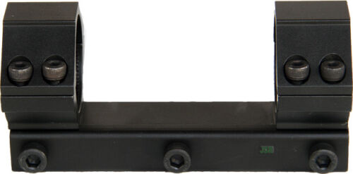Accushot 30mm 1pc support fusil rimfire gun montures portée