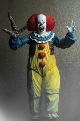 STEPHEN KING: IT (1990 Movie) Pennywise Ultimate Version 2 Action Figure by NECA