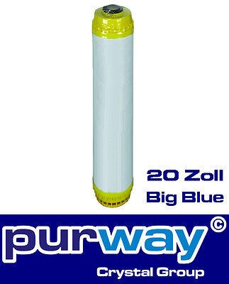 FCCST20BB - 20 Zoll Big Blue® Wasserenthärtungskartuschen Kalkfilter