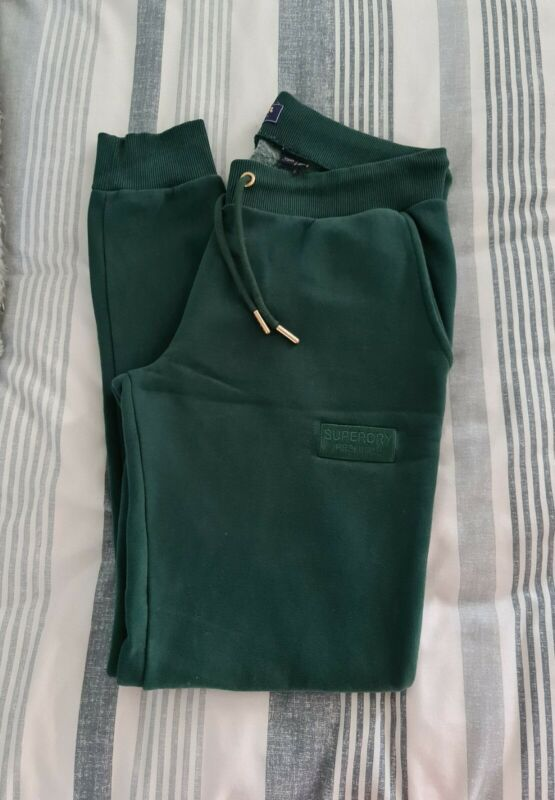 Ladies Superdry Joggers Size 14