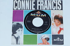 """CONNIE FRANCIS -Second Hand Love- 7"""" 45"""