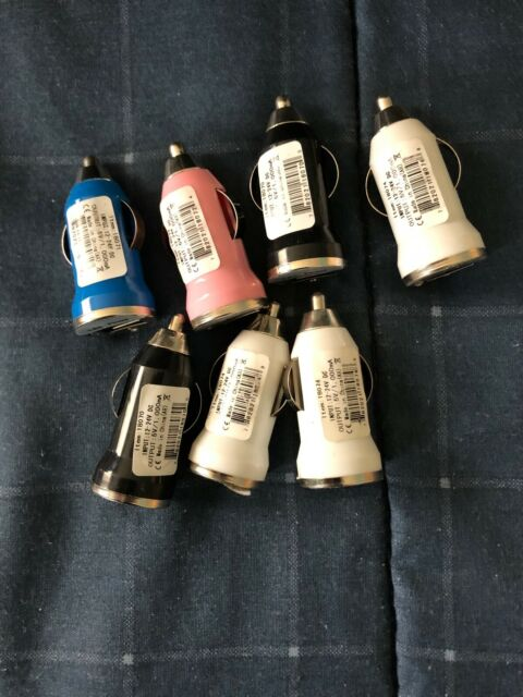 Auto Tech Car Charger-Assorted Colors