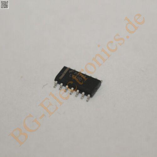 5 x 74lcx00 low voltage quad 2-input NAND gate with 5v t Fairchild so-14 5pcs