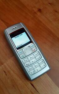 ORIGINALE Nokia 1600 in grigio argento