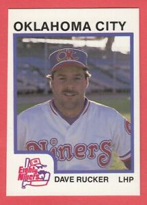 1987-Minor-League-ProCards-159-Dave-Rucker-Oklahoma-City-Eighty-Niners