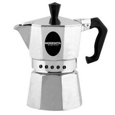 CAFFETTIERA MORENITA 6 TAZZE BIALETTI INDUSTRIE  8006363000635 CASAFASHION