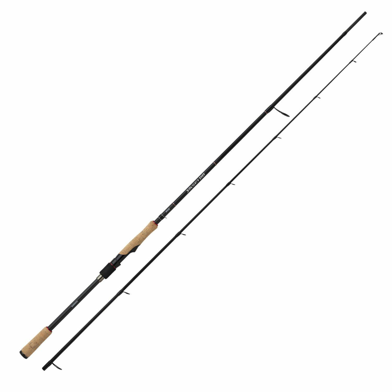 Shimano YASEI BB Pike Spin 230cm//250cm 50g//90g hechtrute Raubfischrute Spinnrute