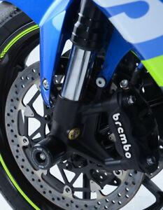 R-amp-G-Racing-Fork-Protectors-for-the-Suzuki-GSX-R1000-2012-2019-FP0112BK-BLACK