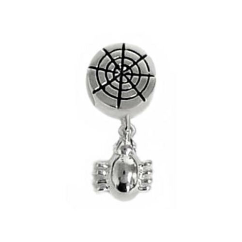 Dangle Charm 925 Sterling Silver Bead for European Charms Bracelets D#108