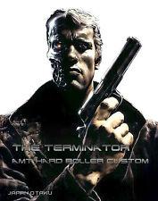 I'LL BE BACK Schwarzenegger THE TERMINATOR LONG SLIDE AMT HARD BOLLER CUSTOM TOY