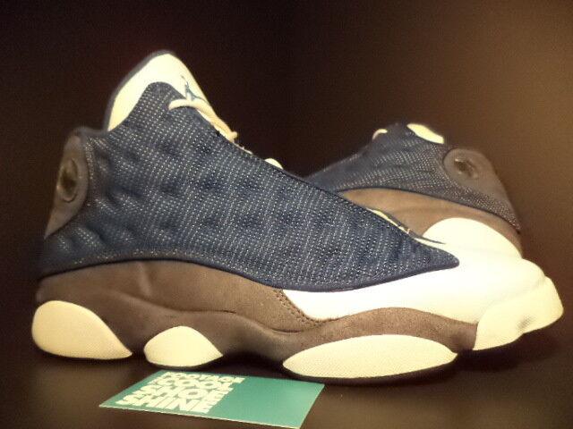 best website cd0ba 93912 2010 Nike Air Jordan XIII 13 13 13 Retro ALL-STAR FRENCH blueE WHITE FLINT