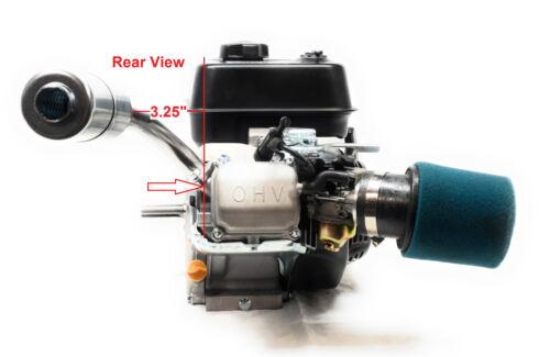 Exhaust With Muffler for Coleman Powersports CT200U 196cc//6.5HP Gas mini bike.