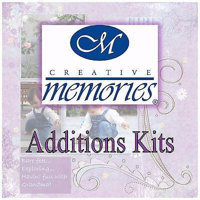 Nativity Creative Memories Additions Wedding Baby Boy//Girl First Year....