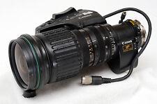 Canon 12x 6-78mm f2 B4 Lens Panasonic GH2 GH3 GH4 GH5 BMCC Sony A7 A7s A7r 7D