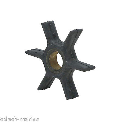 9.9 Water Pump Impeller+ Key /& Washers 6 10HP 15HP Mercury Mariner Outboard 8