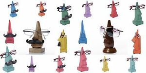 Quirky-Handmade-Wooden-Decorative-Nose-Shaped-Spectacle-Glasses-Holder-Stand