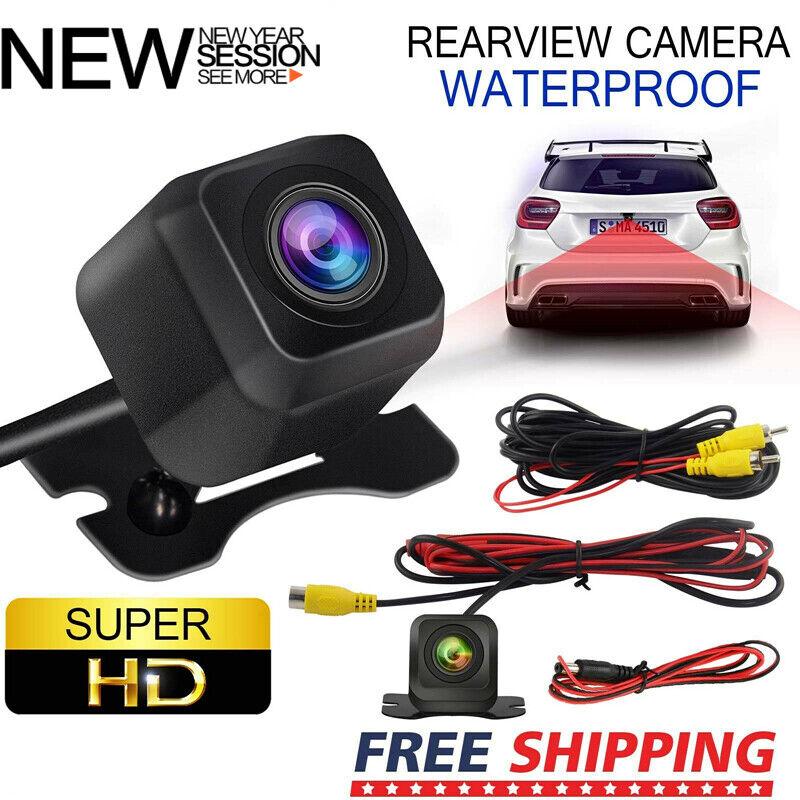 170º Car Rear View Reverse Backup Parking HD Camera Night Vision LCD Monitor Hot