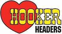 Hooker Headers Header Hot Rod Racing Vinyl Sticker 4 Stickers