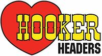 Hooker Headers Header Hot Rod Racing Vinyl Sticker 4 Stickers