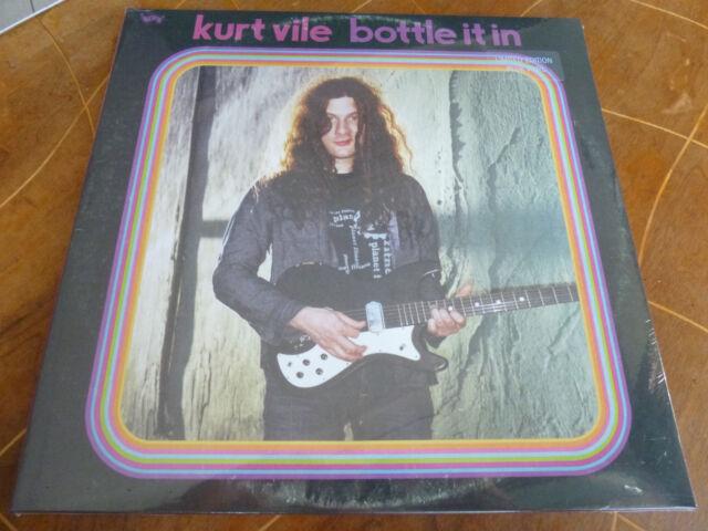 Kurt Vile - Bottle It In - 2LP limited blue Vinyl /// Neu & OVP