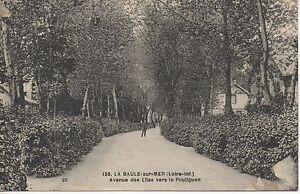 Cpa-carte-postale-44-Loire-Atlantique-La-Baule-sur-Mer