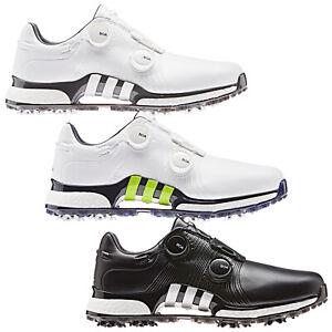 Details zu 2020 Adidas Mens Tour360 XT Twin BOA Fit Golf Shoes Waterproof Lightweight