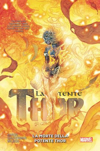 Panini Comics ITALIANO La Potente Thor N° 5 La Morte della Potente Thor