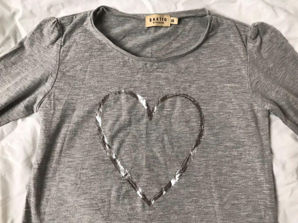 Bluse, Sød bluse med hjerte, Bakito