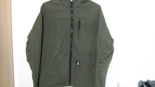 Carhartt J182 Sandstone Duck Detroit Mens Smallville Clarks Jacket Blanket Coat