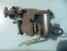 ROVER 75 & MGZT 2.0 CDTI TURBO UNIT COMPLETE WITH MANIFOLD TD025L3   , 1999-2005