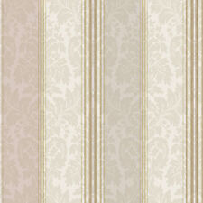 York Wide Clarence Stripe Wallpaper 256351  per Double Roll  FREE SHIPPING