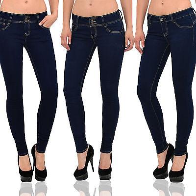 Analytisch Damen Röhrenjeans Damen Skinny Jeans Jeanshose Stretch Damen Hüftjeans Röhre Z62