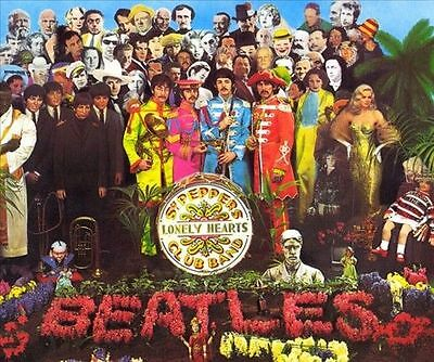 Sgt. Pepper's Lonely Hearts Club Band by The Beatles (CD) - (73331)