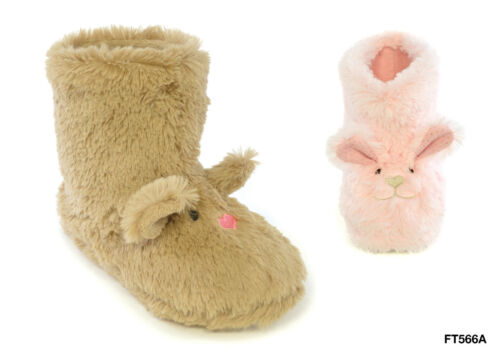 girls boys childrens novelty  boots kids bootie slippers size 13//1 2//3 9//10 new
