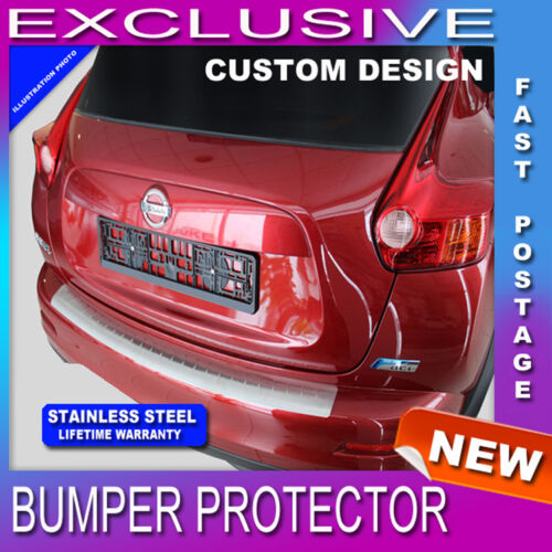 713B Ford Mondeo mk3 Estate 2000-2007 REAR BUMPER SILL PROTECTOR STAINLESS STEEL