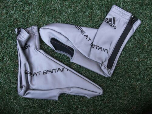BRAND NEW ADIDAS GREAT BRITAIN M GB CYCLING AERO OVERSHOES SMALL