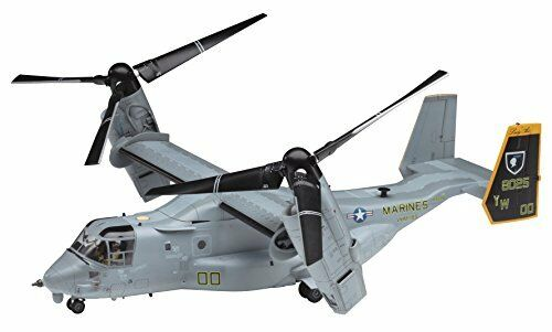Hasegawa 1 72 MV-22B Osprey Model Kit NEW from Japan