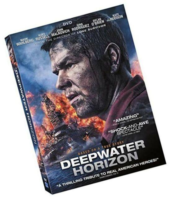 Deepwater Horizon (DVD, 2017)