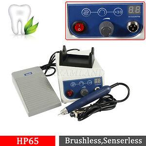 Dental-Lab-Micromotor-Marathon-Brushless-Handpiece-Polishing-50K-RPM-Polisher-CA