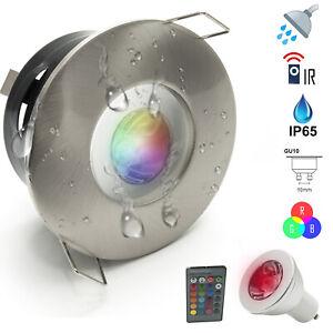 240 Vx5 GU10 Lampe Titulaire connecteur DOWN luminaire lampe céramique porte