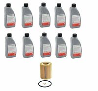 Automatic Transmission Fluid 10-liters Equivalent To Esso + Filter High Quality