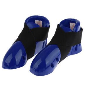 Foam Pad Kids Taekwondo Fußschutz Karate Sparring Feet Protector Footgear