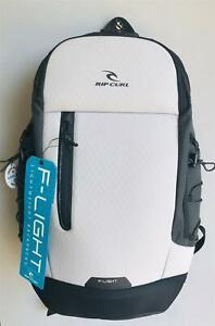 Rip-Curl-F-LIGHT-SEARCHER-STACKA-Backpack-Bag-35L-New-BBPYA1-Grey