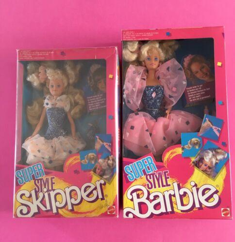 Barbie & Skipper European Market   Barbie & Skipper European Market