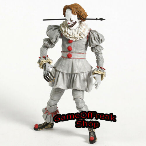 WELL HOUSE 18 cm Figura Pennywise IT Stephen King DANCING CLOWN