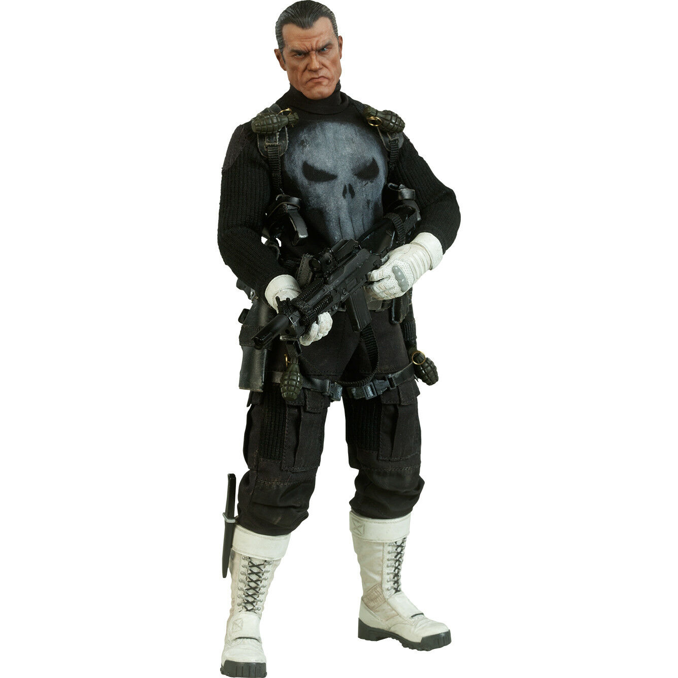 The Punisher - Punisher 1/6th Scale Action Figure