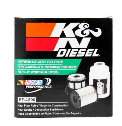 PF-4200 K/&N Performance Fuel Filter for Diesel Truck Applications