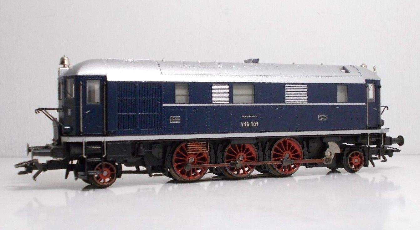 MÄRKLIN V16 101 Diesellokomotive DRG Ep II