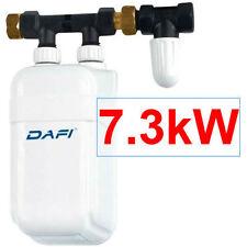 7,3 kW 230V Instant Water Heater Dafi In-Line Under Sink NEW!!!