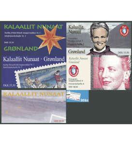 Europa Grönland Briefmarken Guter Geschmack